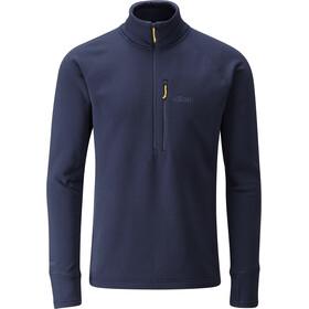 Rab Power Stretch Pro Pull-On Sweater Men, azul
